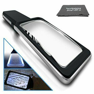 magnifying glass handheld reading magnifier