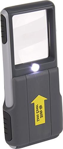 Carson MiniBrite LED Lighted Magnifier with