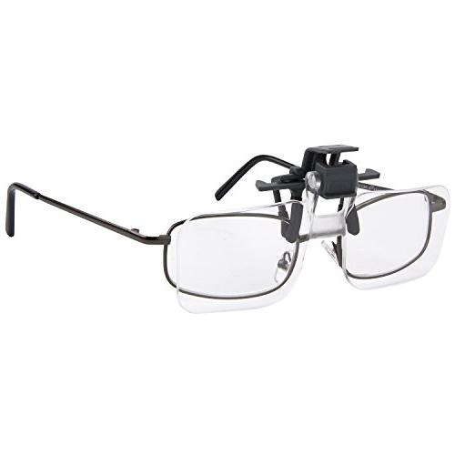 Carson and Flip 1.5x Diopters Magnifying Lenses