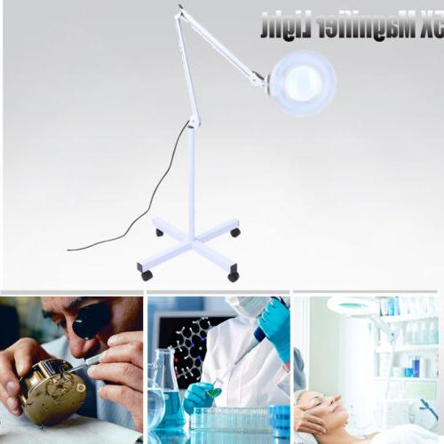 Pro Len Floor Lamp Facial Diopter Magnifier Dentist