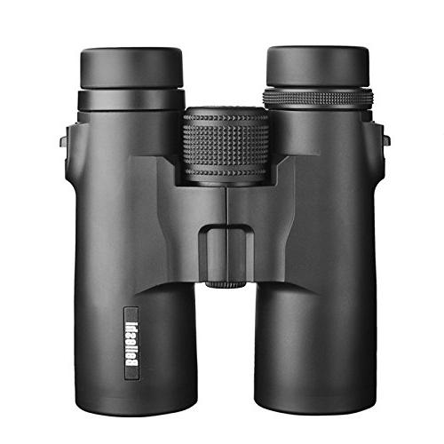 Beileshi 10x42 Roof Prism Binoculars HD Professional Binocular for Recreation Viewing Birding Trip-BAK4 Optical Lens-with Carrying Bag