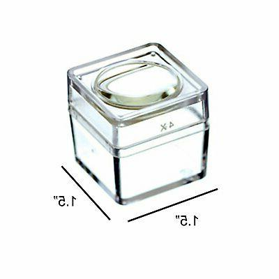 SE MB2345-4 Snap-On Cubes with Lids