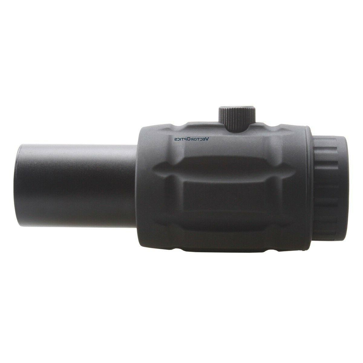 Vector Tactical Magnifier Scope Dot Sights Side