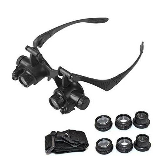 watch repair magnifier loupe jeweler magnifying glasses
