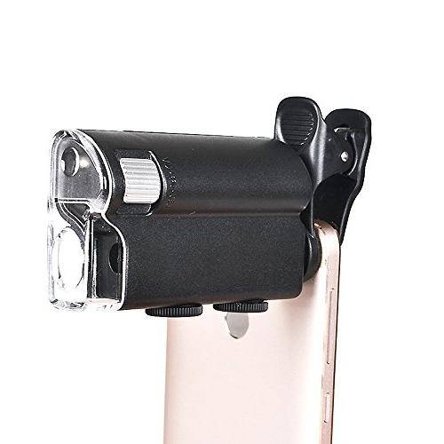 zoom magnifier clip microscope biology