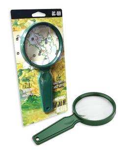 Carson MagniView 2x Power Magnifier with 4.5x Bi-Focal Spot