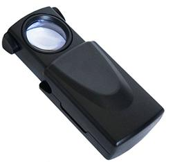 iMagniphy 20x Mini Pocket Magnifier with LED Light - Batteri