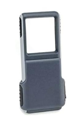 Carson MiniBrite 3x Power LED Lighted Slide Out Magnifier wi