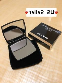 new compact makeup mirror duo double facette