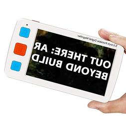 Eyoyo Portable Digital Magnifier Electronic Reading Aid 5.0