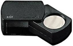 Eschenbach Precision Folding Tapered Case Magnifier 23mm 10X