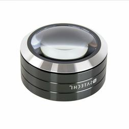 Satechi ReadMate LED Desktop Magnifier with up to 5X Magnifi