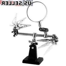 Helping Hand Hands Tool Jewelry Repair Fly Soldering Iron Cl