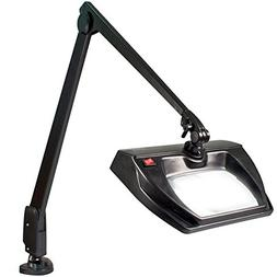 Dazor Stretchview 42-Inch Clamp Base Magnifier 5-Diopter 2.2