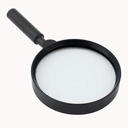 Student 120mm Lens 3X Handheld Magnifier Reading Magnifying