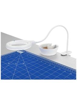 The Original Mighty Bright LED Task Light And Magnifier Lamp