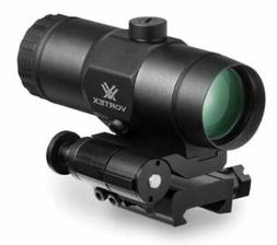 Vortex VMX-3T Magnifier with Flip Mount VMX-3T Red Dot Sight
